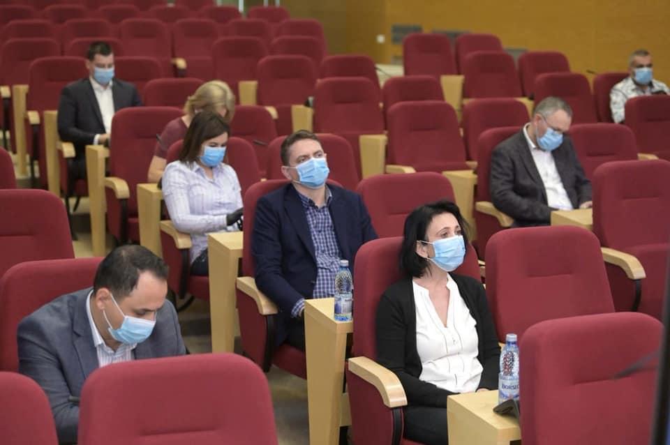 CGMB a adoptat un proiect privind digitalizarea spitalelor aflate în administrarea ASSMB