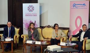 Programele regionale de screening pentru cancerul de sân, un pas în promovarea unui program naţional