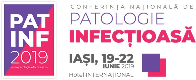 """Conferința Națională de Patologie Infecțioasă """"Provocarea Teoriei în Practica medicală curentă"""": Iași, 19 – 22 iunie"""