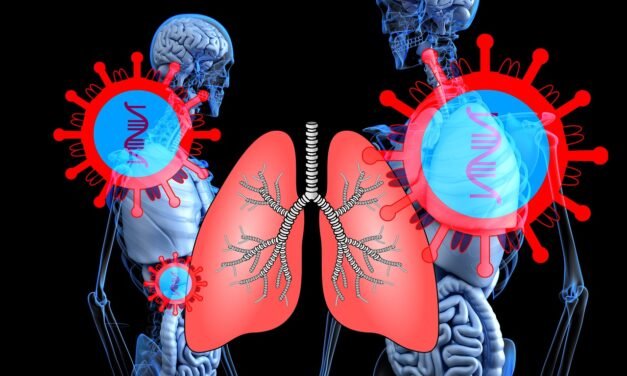 De ce se transformă infecțiile pulmonare acute în infecții cronice