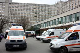 Un etaj întreg cu 90 de paturi a fost pregătit la SJU Craiova pentru pacienţii cu COVID-19