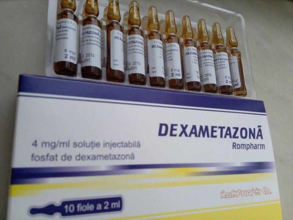 Coronavirus: Folosirea dexametazonei, aprobată în Japonia