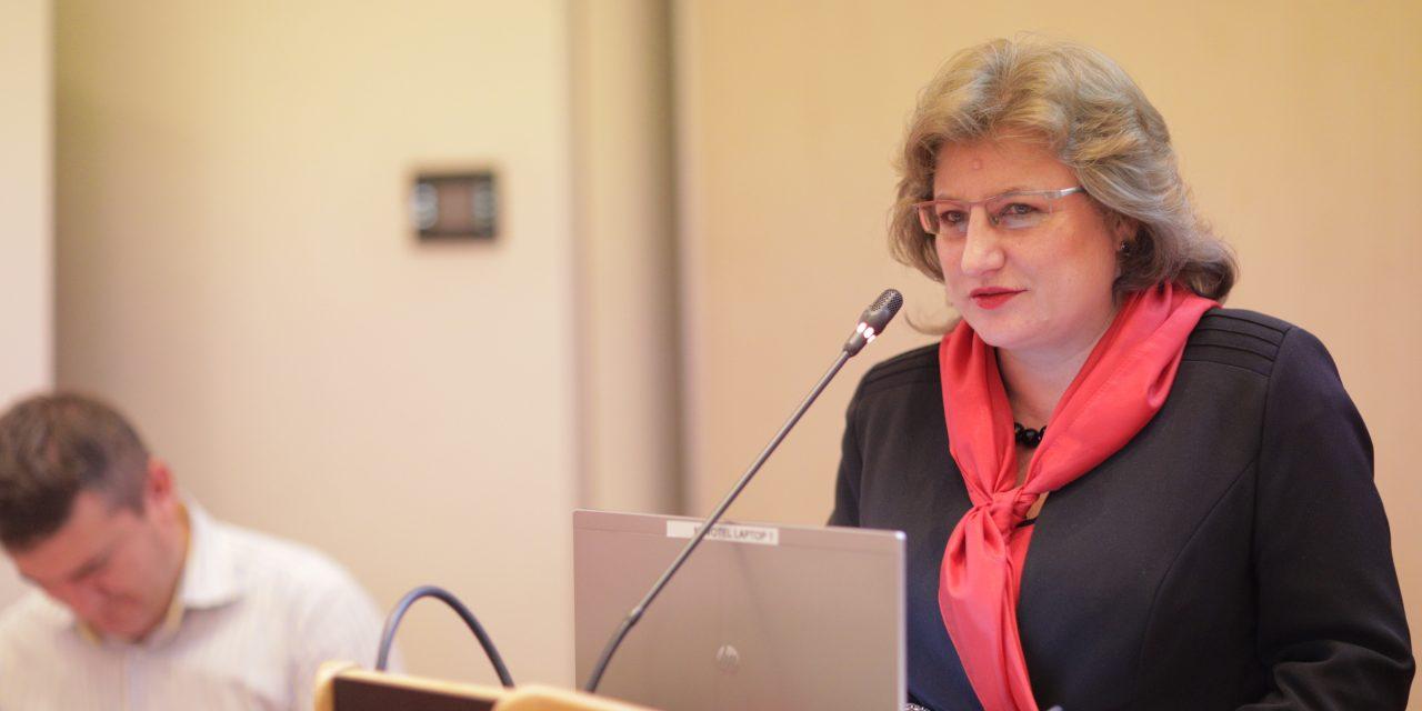 Diana Păun: Criza COVID-19 şi presiunea pe ATI, exemplu dramatic al consecinţelor vulnerabilităţii sistemului sanitar