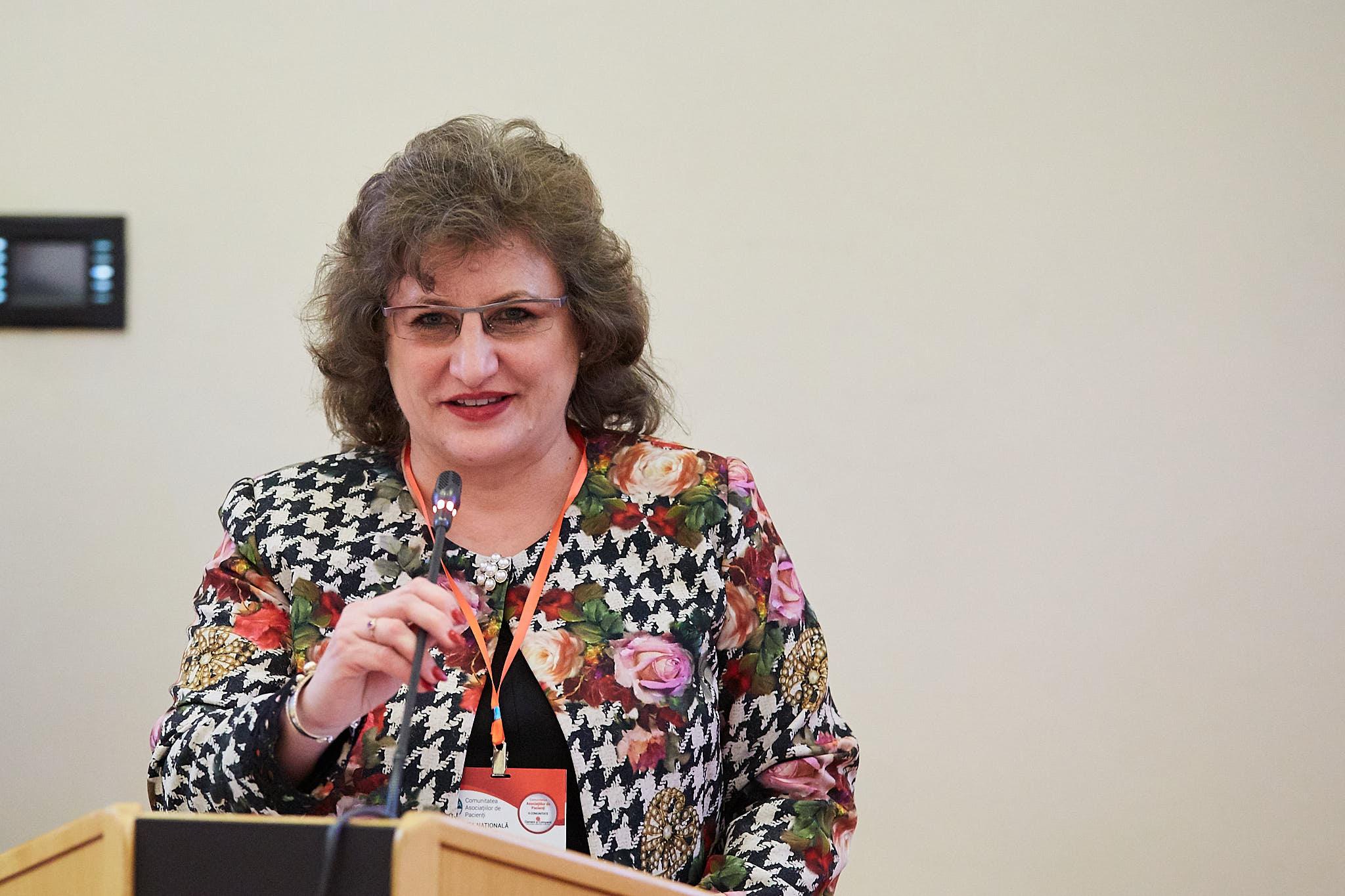 Consilierul prezidenţial Diana Păun: Campania de vaccinare anti-COVID este un succes