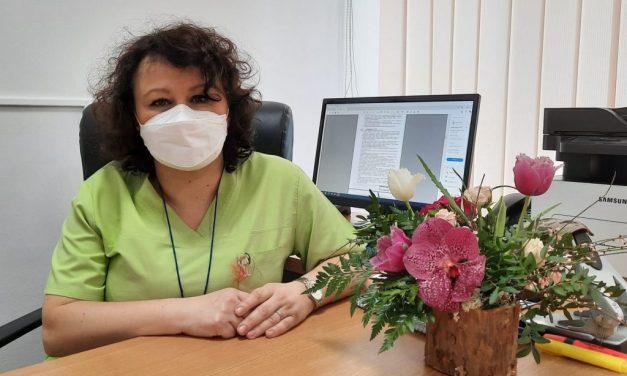 Dr. Andreea Meleru este noul director medical al Spitalului Judeţean de Urgenţă Buzău