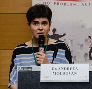 Secretarul de stat Andreea Moldovan despre tulpina britanică: Ne gândim că e foarte posibil să apară un val trei şi la noi