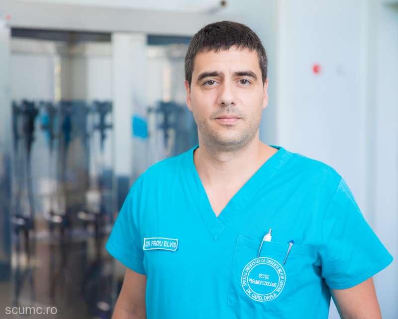 Dr. Elvis Firoiu: Cele mai grave cazuri la pacienţii cu coronavirus, la cei cu patologii asociate – diabet, obezitate