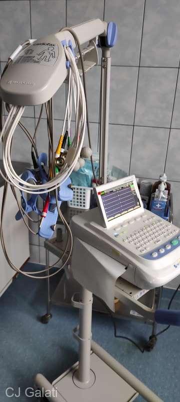 Echipamente medicale de ultimă generaţie la Spitalul Judeţean de Urgenţă Galaţi