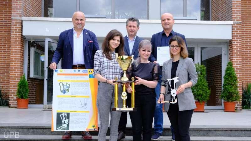 Reuşită de excepţie a inventatorilor români pentru ortopedia pediatrică
