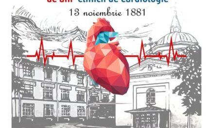 Ziua Clinicii de Cradiologie la Iași – 30 de ani de la înființare