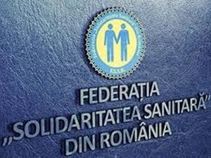 """Membrii """"Solidaritatea Sanitară"""" vor protesta joi în toată ţara"""