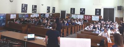 """150 de elevi au participat la întâlnirea """"Sănătos în Clasă, Sănătos Acasă"""" organizată la Brașov"""