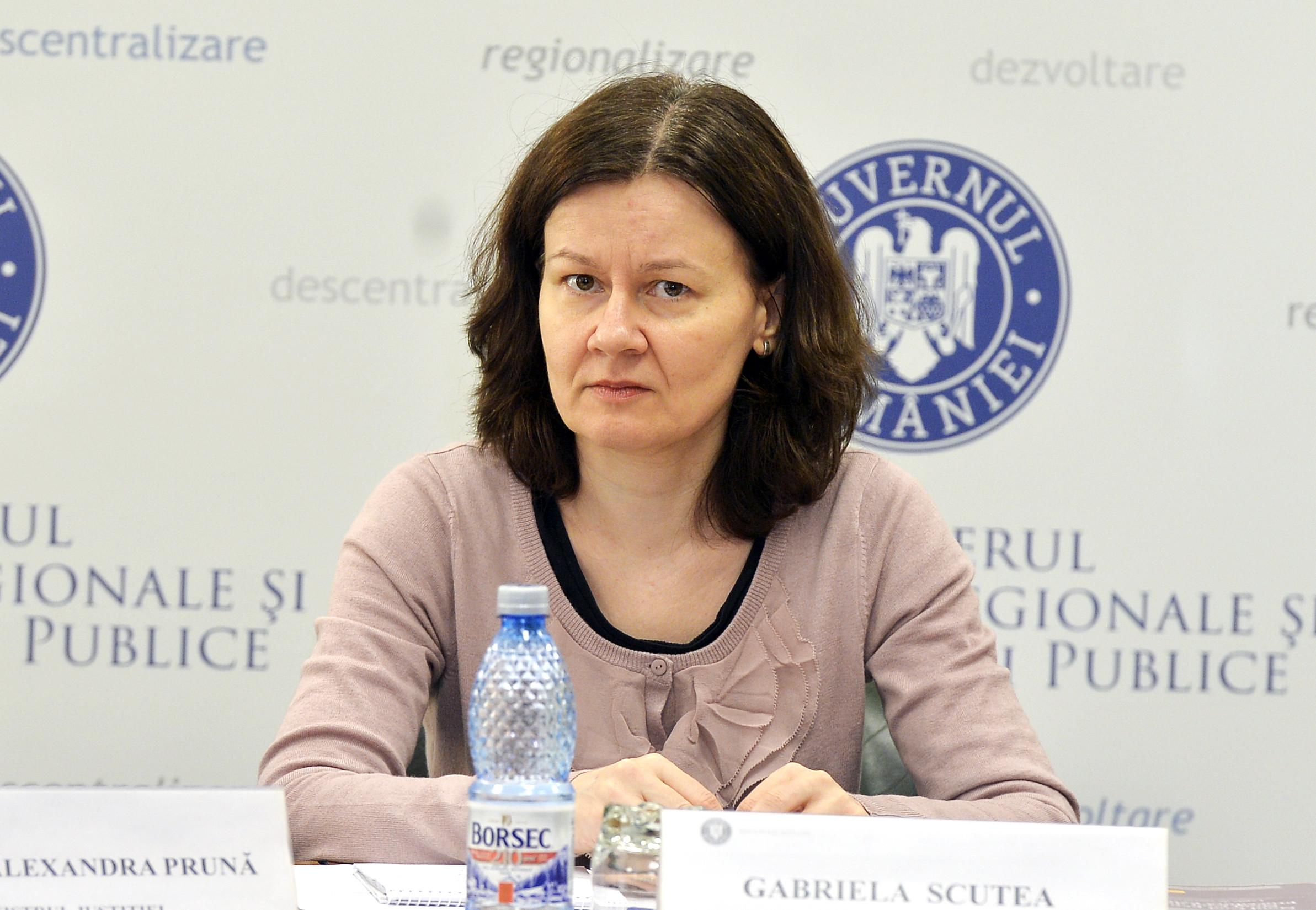 Gabriela Scutea, Procurorul general: Când vorbim de corupţia din Sănătate, ea poate fi considerată că afectează siguranţa naţională