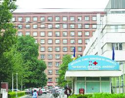 Numărul cadrelor medicale infectate cu COVID-19 de la Spitalul Judeţean de Urgenţă Galaţi a ajuns la 95