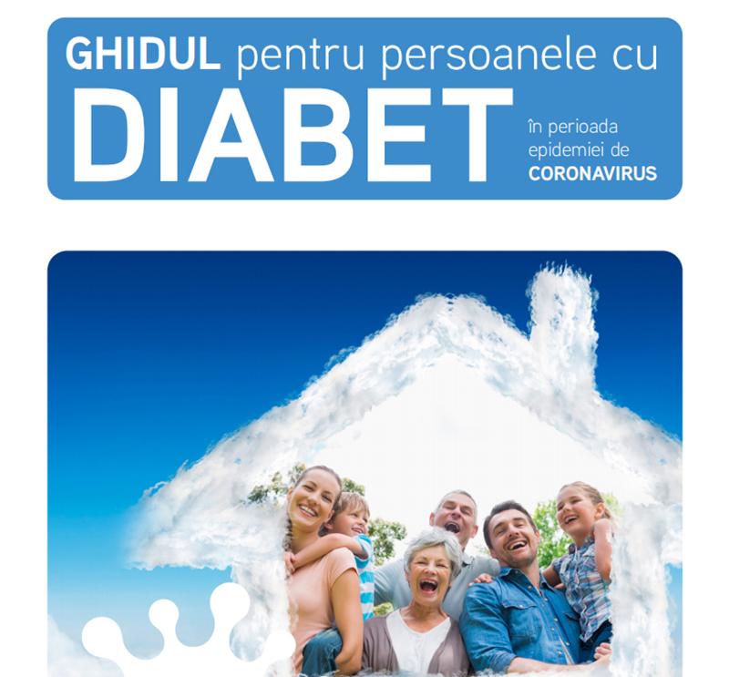 Pacienții cu diabet au la dispoziție un ghid complex de prevenție pentru perioada pandemiei