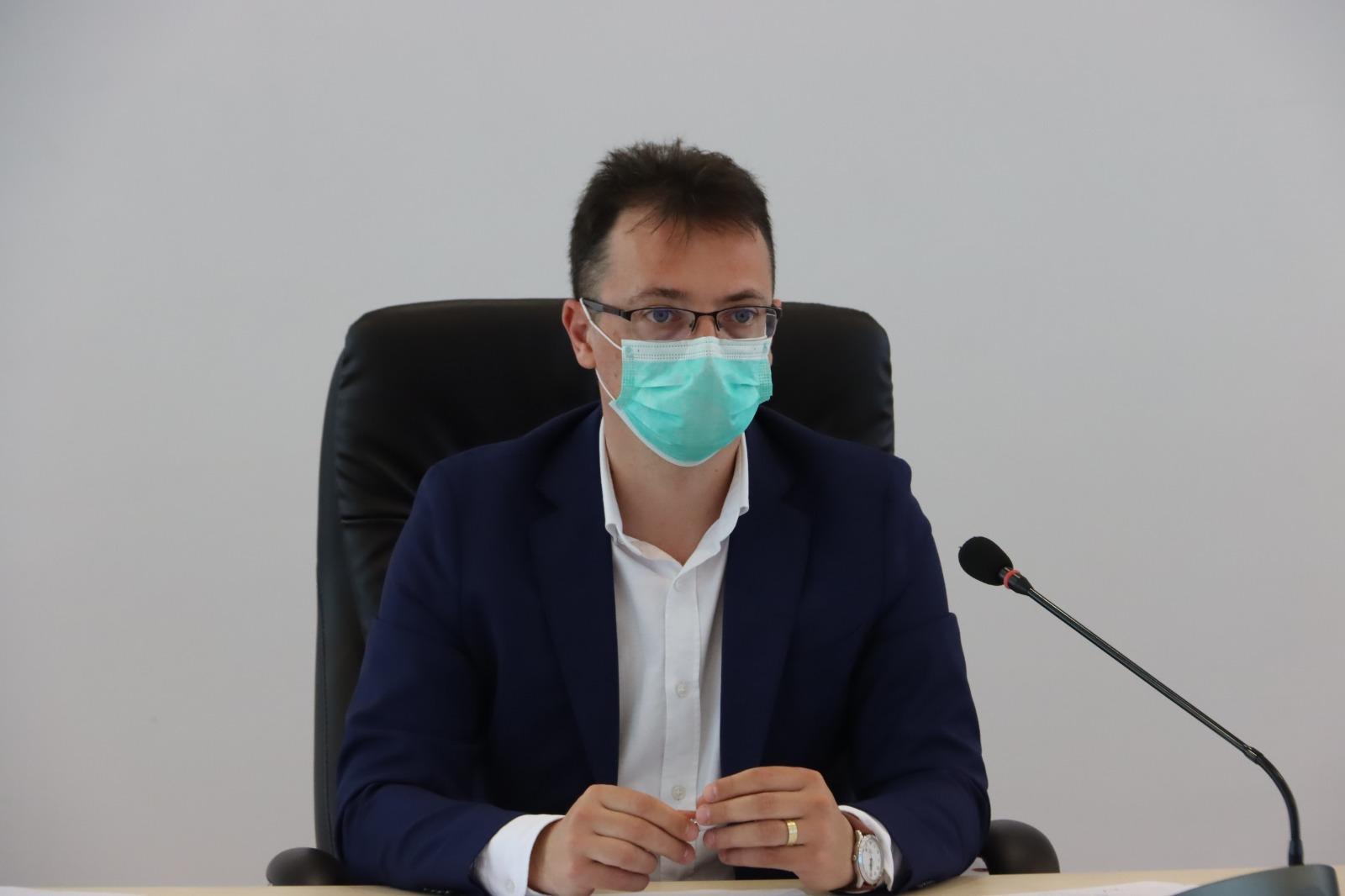 Un centru de testare COVID-19 va fi înfiinţat exclusiv pentru cea mai mare zonă industrială a judeţului Arad