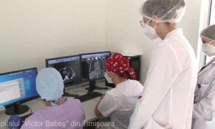 Spitalul 'Victor Babeş' din Timişoara nu mai face investigaţii imagistice după ce CT-ul s-a defectat, fiind suprasolicitat