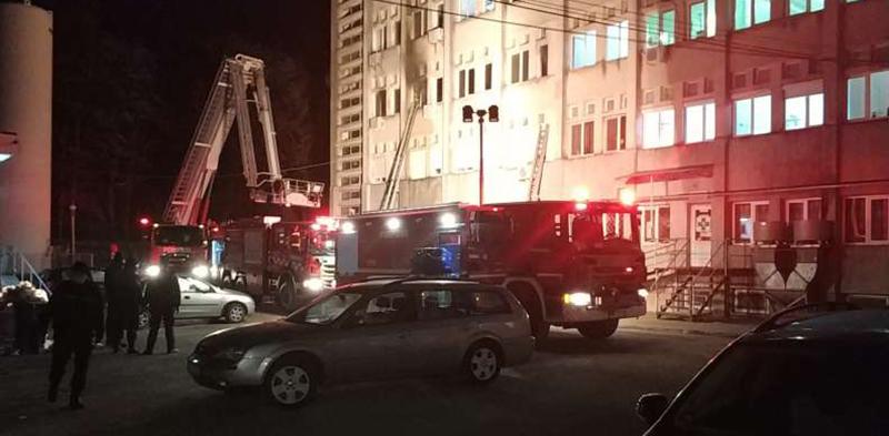 Incendiu Neamţ: DSP confirmă că secţia ATI a fost reconfigurată în ziua incendiului fără solicitarea avizului