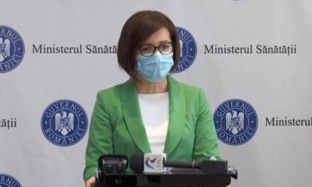 Ioana Mihăilă: Am propus partenerilor de coaliţie un set de măsuri de accelerare a campaniei de vaccinare