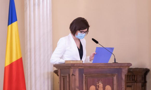 Ministrul Ioana Mihăilă: Avem în plan o reorganizare şi o eficientizare în Ministerul  Sănătăţii şi în DSP-uri