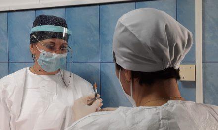 42% dintre angajaţii Spitalului Judeţean de Urgenţă din Miercurea Ciuc s-au vaccinat împotriva COVID-19