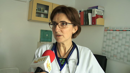 Andrea Neculau (DSP Braşov): Nu ar trebui să existe pat fără acces la oxigen într-un spital
