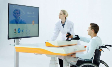 Echipamente de ultimă generație pentru diagnosticarea si recuperarea postAVC