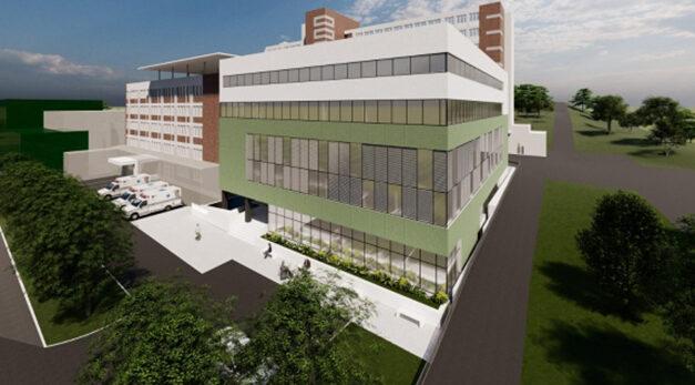 Ambulatoriu nou, cu secţie ATI, la Spitalul Clinic Judeţean de Urgenţă Oradea