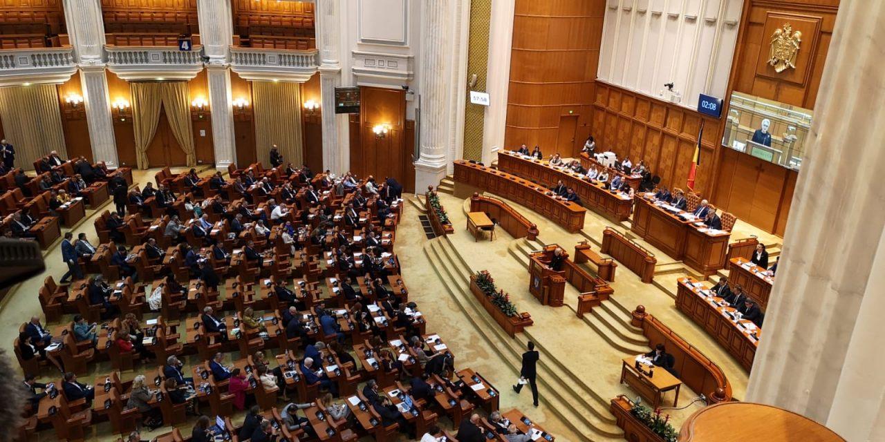 A fost aprobată constituirea grupului parlamentar pentru combaterea cancerului