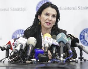 """Sorina  Pintea: """"Mobilitatea pacientului"""", în special cu boli rare, una dintre temele propuse pentru Preşedinţia Consiliului UE"""