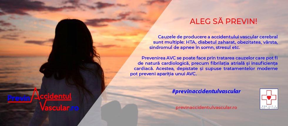 Campanie de prevenire a accidentului vascular cerebral, lansată la Serviciul de Ambulanţă Bucureşti