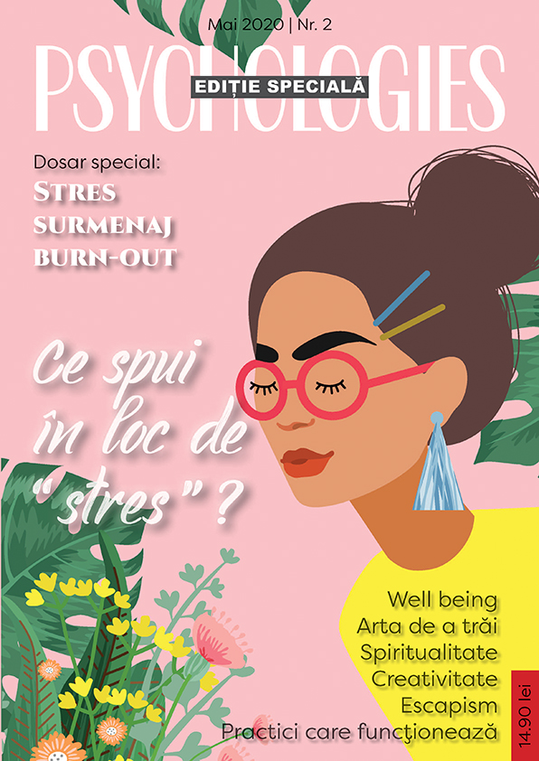 Revista Psychologies revine în România sub un nou concept