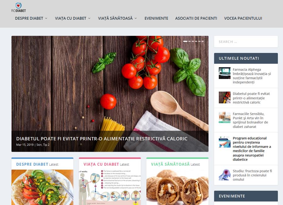 A fost lansată platforma dedicată comunității de diabet din România – RoDiabet