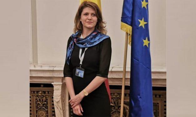 Dr. Roxana Stroe a preluat funcția de președinte al ANMDMR