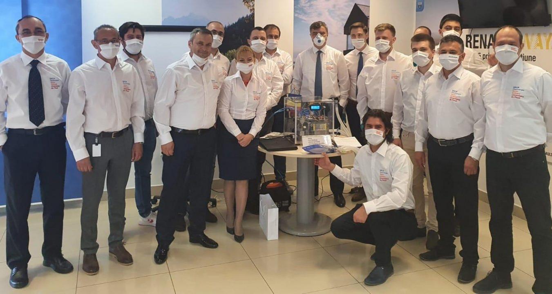 La Electroargeș se lucrează la dezvoltarea unui prototip de ventilator mecanic