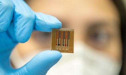 Un senzor care măsoară aerul expirat ar putea fi utilizat pentru a determina concentrațiile de antibiotice din organism