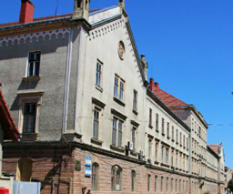 Spitalul Militar Sibiu primeşte pacienţi COVID-19