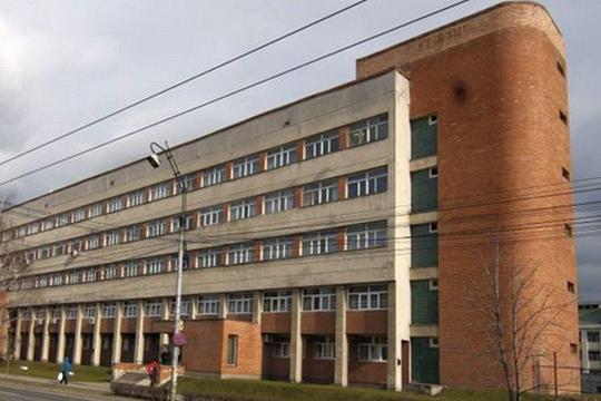SCJU Sibiu a început amenajarea centrului de testare pentru noul coronavirus