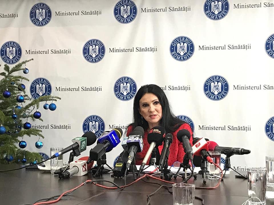 Sorina Pintea, referitor la OUG privind introducerea sistemului de coplată: Trebuie să scoatem privatul din zona gri