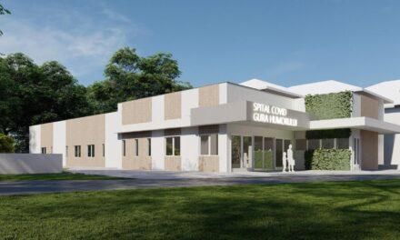Parteneriat pentru construirea unei secţii COVID-19 la Spitalul Orăşenesc din  Gura Humorului