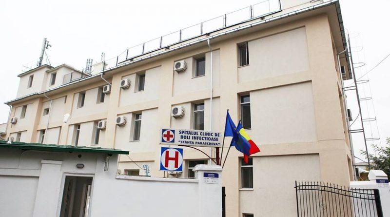 Spitalul de Boli Infecţioase Iaşi are liber un singur loc pentru cei cu Covid-19, la  terapie intensivă