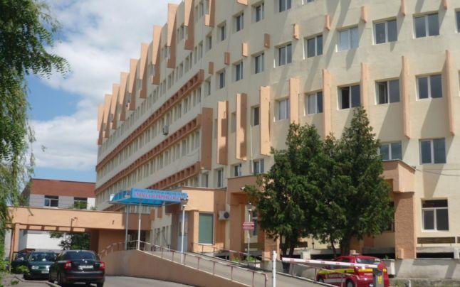 SJU Piatra-Neamţ mai are 36 paturi libere pentru pacienţii cu COVID-19; nu mai sunt locuri la ATI