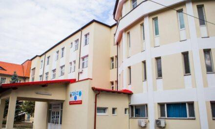 SCJU Sibiu a suplimentat la 58 numărul de paturi pentru pacienţii cu COVID-19