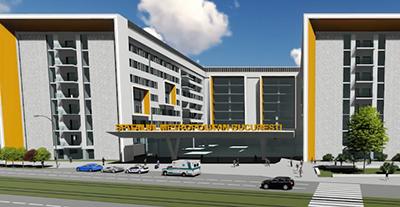 Primăria Capitalei anunță că a început construcţia Spitalului Metropolitan