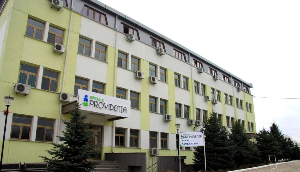 Puncție mamară sub ghidaj ecografic, la Spitalul Providenţa din Iași