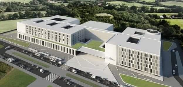 Proiectul major pentru Spitalul Regional Iaşi a fost aprobat de Comisia Europeană