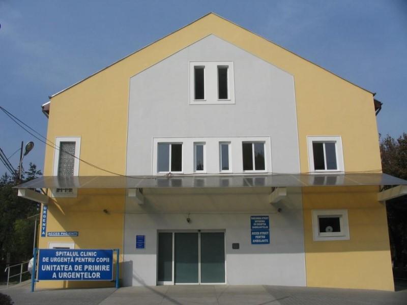 2019 va aduce lucrări de modernizare şi extindere la Spitalul de Copii din Cluj-Napoca