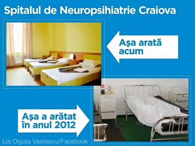 Spitalul Clinic de Neuropsihiatrie Craiova a fost încadrat în categoria a II-a de acreditare