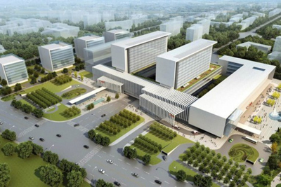 Spitalul Regional de Urgenţă Craiova va avea șapte etaje, heliport și peste 800 de paturi