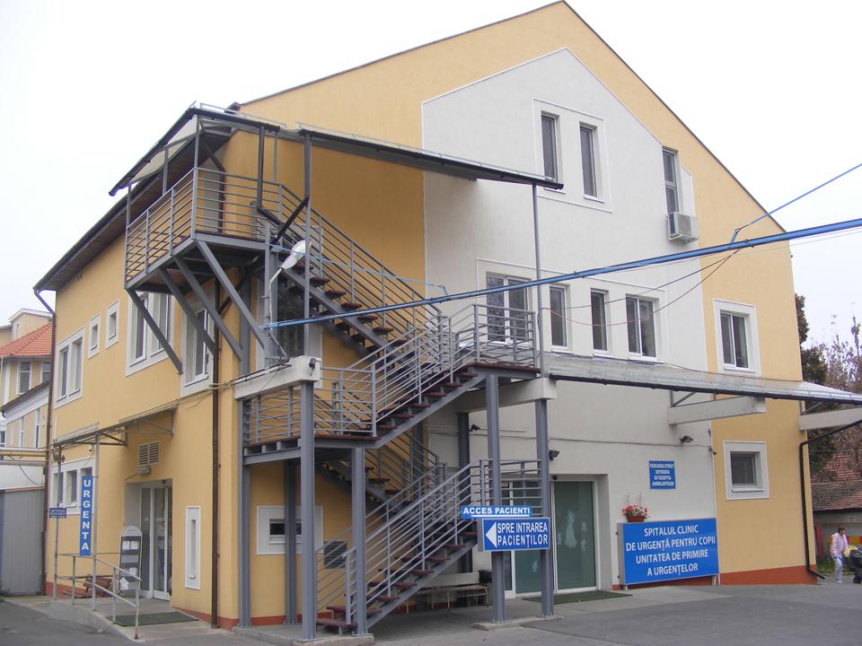 Echipamente de 7 milioane de lei pentru Spitalul de Copii Cluj-Napoca